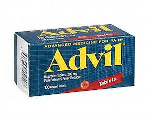 Advil Tablets 200 mg , Bottle of 100