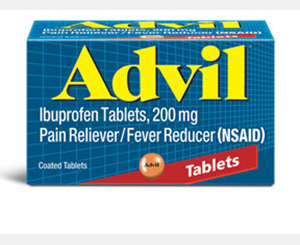 ADVIL TABLETS 200 MG 50 2 S