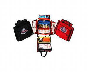 Aeromed Pack System - Red