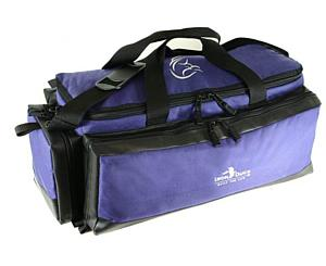 Breathsaver Oxygen Cylinder Midwife Bag, Purple