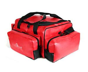 Pack Case Triple Trauma Bag, UP, Red