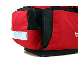 Trauma Pack Plus Trauma Bag, UP, Red