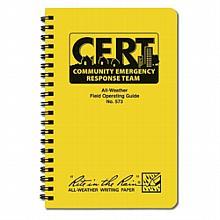 CERT book for all disaster needs (2 per pkg)