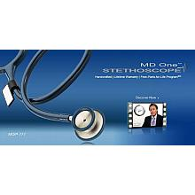 Stethoscope | MDF777 MD One Stainless Steel Dual Head