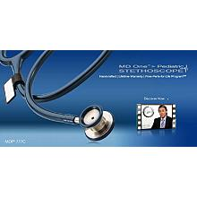 Stethoscope | MDF 777C MD One Stainless Steel Dual Head Pediatric