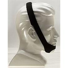 Puritan Bennett Style Black CPAP Chinstrap