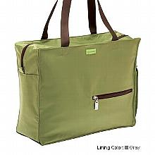 "Everyday Tote 13"" Citra - Palm Green"