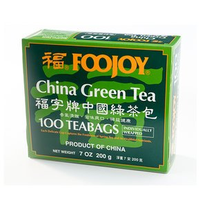 China Green Tea - Foojoy