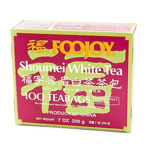 Shoumei White Tea - Foojoy