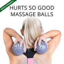 Hurts So Good Massage Video Tutorials