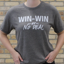 Win Win or No Deal T-Shirt