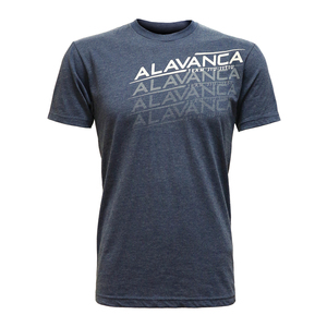 AV Repeat Tee (Navy)