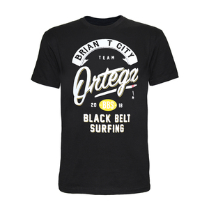 Team Ortega Tee (Black)