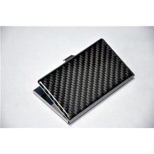 Carbon Fiber Business Card Case